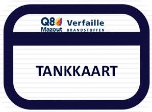 tankkaart Verfaille,brandstoffen verfaille, tankstation vichte, mazout bestellen, Q8 mazout,